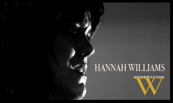 hannah williams gen w cover 2