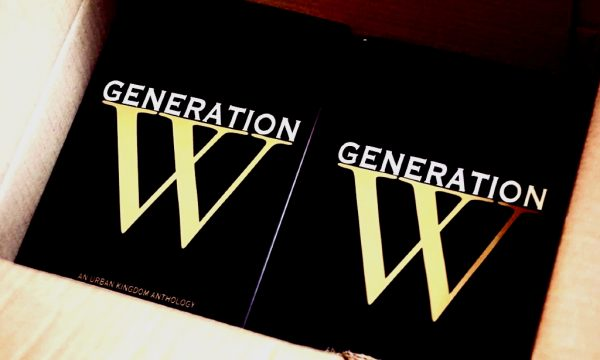 The first couple of copies of Generation W