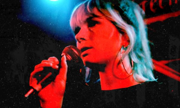 Maddy performing at Generation W x Brighton at The Green Door Store