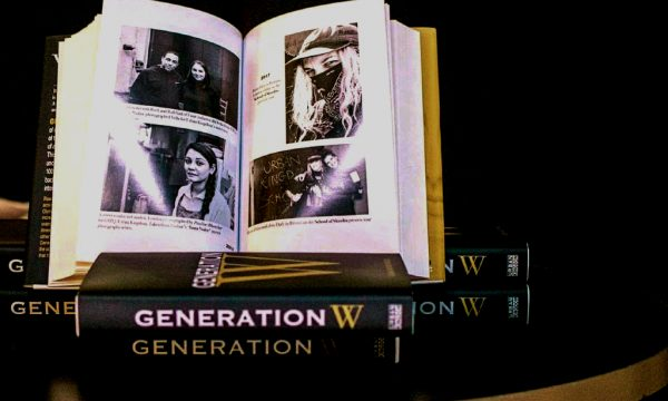 A first edition of Generation W at Urban KIngdom x London launch party
