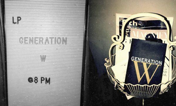 Generation W at Urban Kingdom x London