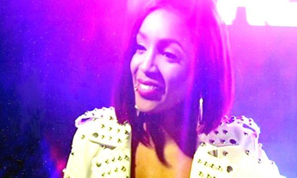 Generation W's Carla-Marie Williams (songwriter, Beyonce 'Freedom' & 'Runnin')